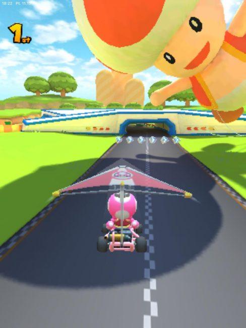 Mario Kart Tour to (o dziwo) wydmuszka 28