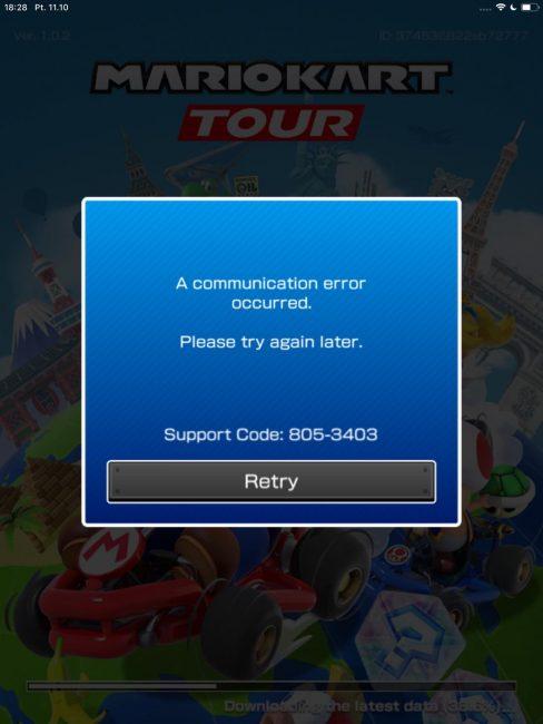 Mario Kart Tour to (o dziwo) wydmuszka 30