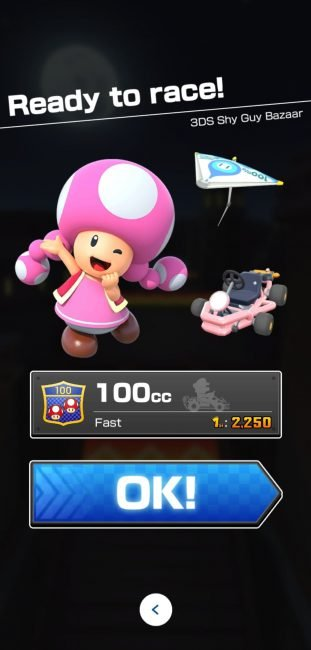 Mario Kart Tour to (o dziwo) wydmuszka 22