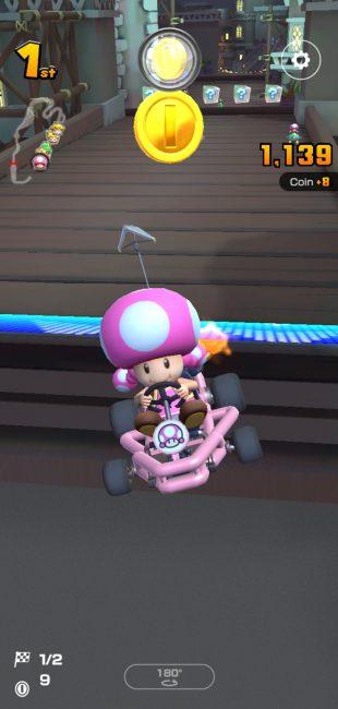 Mario Kart Tour to (o dziwo) wydmuszka 25