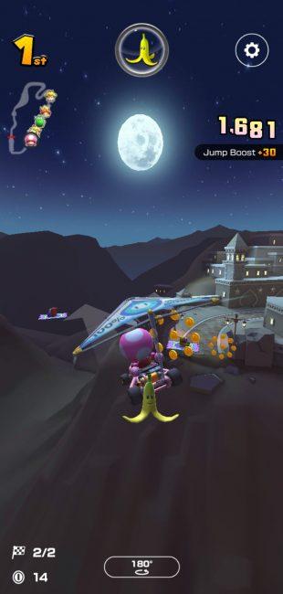Mario Kart Tour to (o dziwo) wydmuszka 34