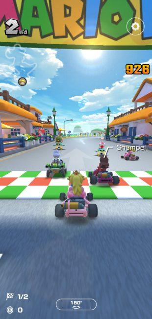 Mario Kart Tour to (o dziwo) wydmuszka 35