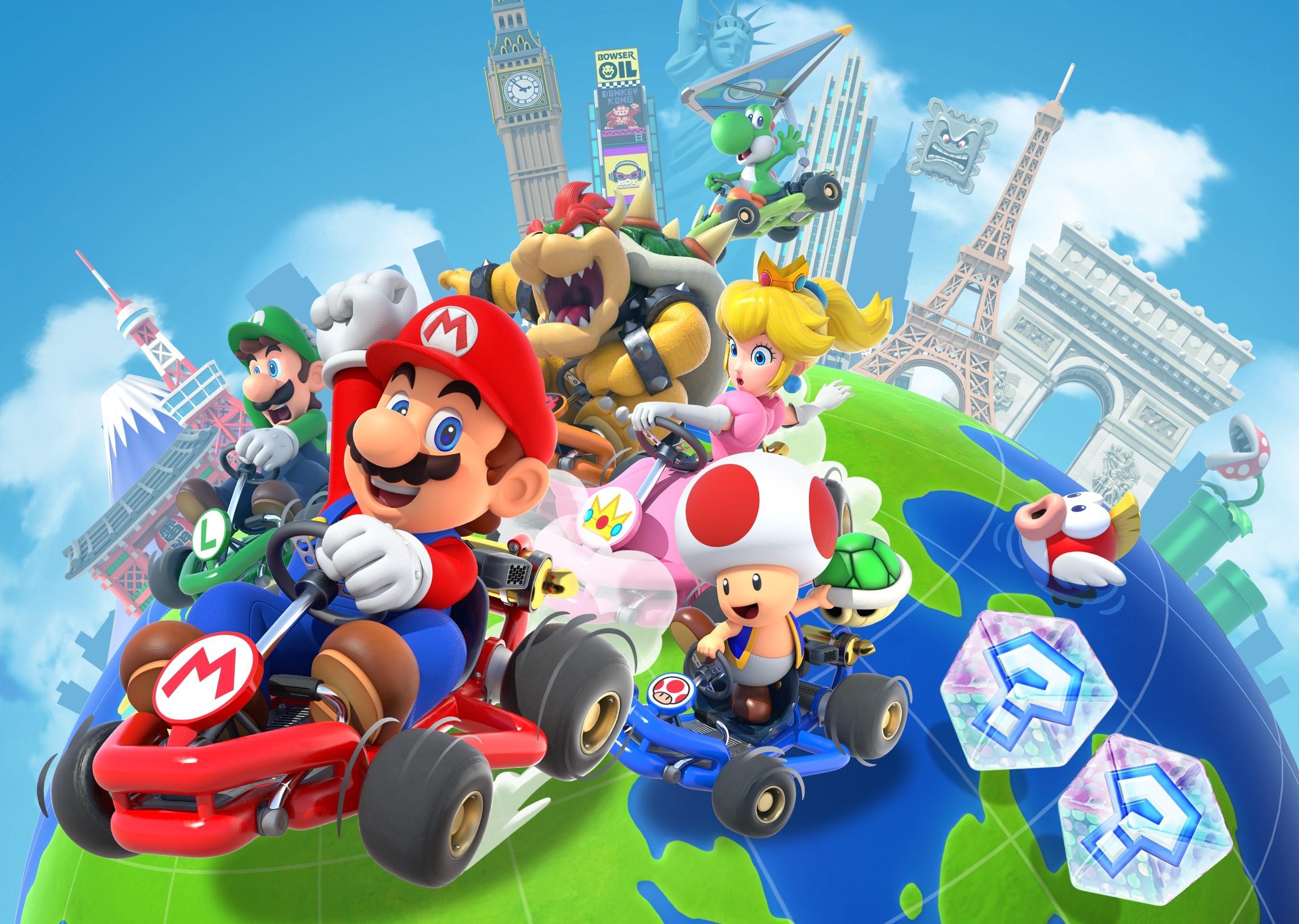 Mario Kart Tour to (o dziwo) wydmuszka 17