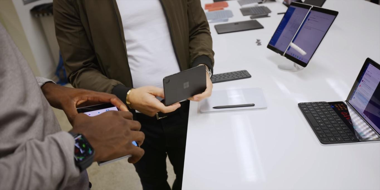 """Microsoft Surface Duo ma mieć aparat """"światowej klasy"""" 20"""