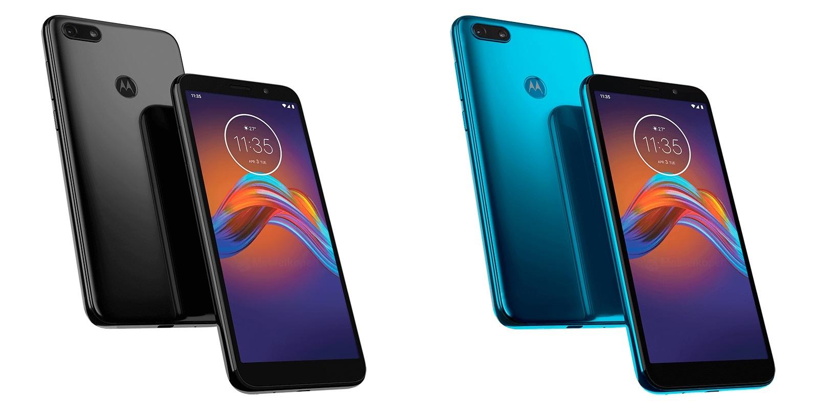 smartfon Motorola Moto E6 Play