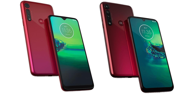 Motorola Moto G8 i Moto G8 Plus