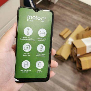 smartfon Motorola Moto G8 Play