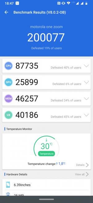 Recenzja Motorola One Zoom - solidna propozycja ze średniej półki! 38