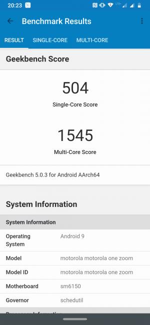 Recenzja Motorola One Zoom - solidna propozycja ze średniej półki! 39