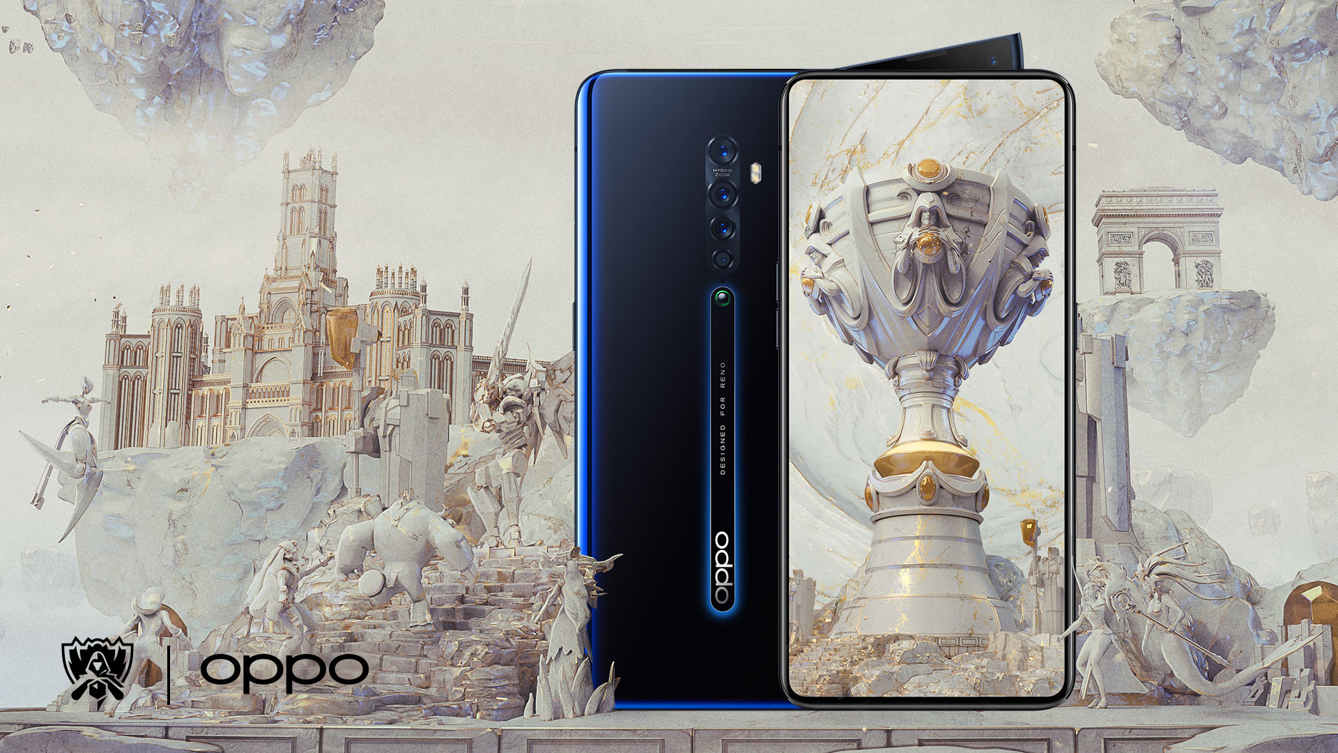 Oppo zostało globalnym partnerem League of Legends 21