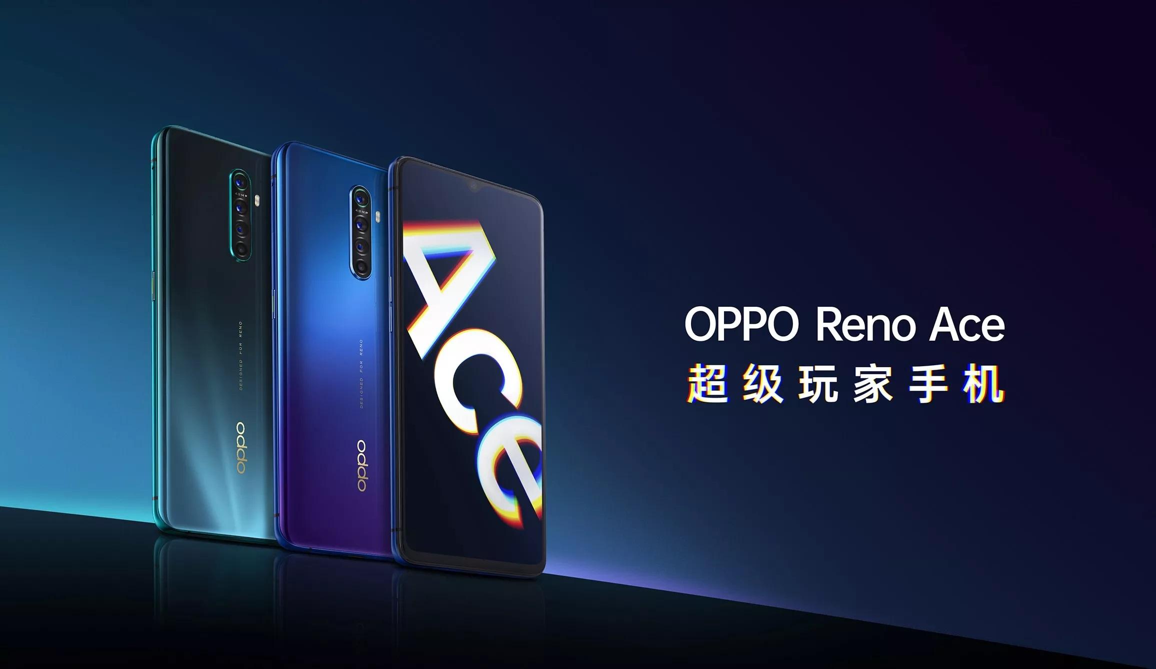 smartfon Oppo Reno Ace