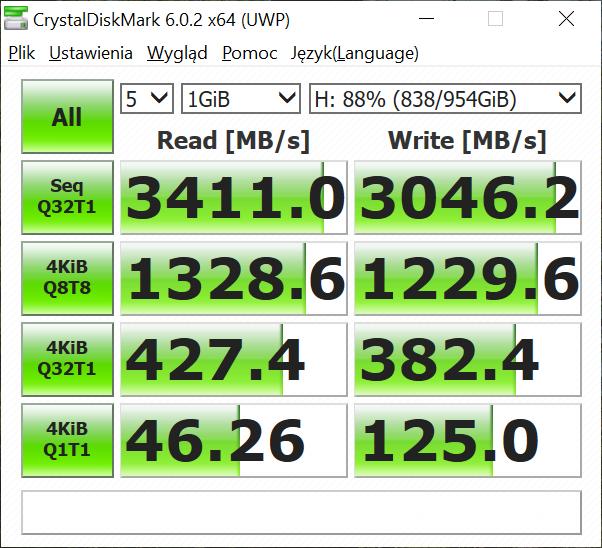 Recenzja Patriot Viper VPN100 - czy SSD powinien mieć chłodzenie? 33
