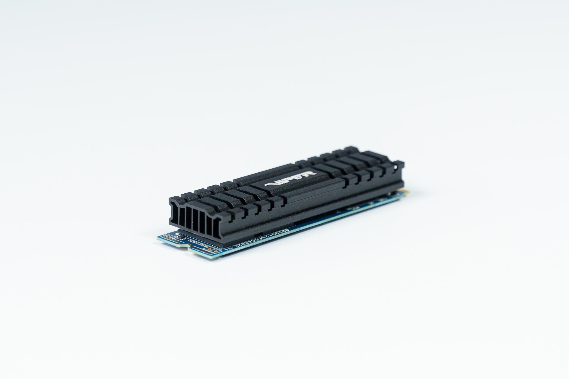 Recenzja Patriot Viper VPN100 - czy SSD powinien mieć chłodzenie? 18