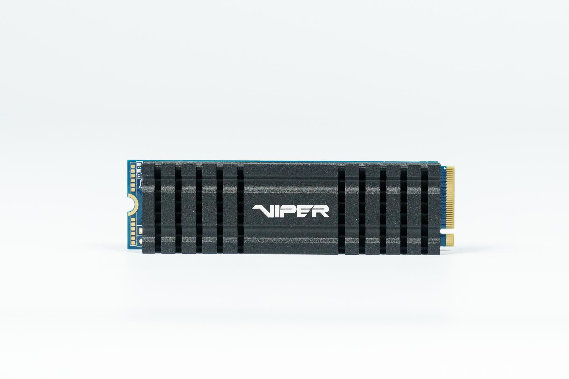 Recenzja Patriot Viper VPN100 - czy SSD powinien mieć chłodzenie? 19