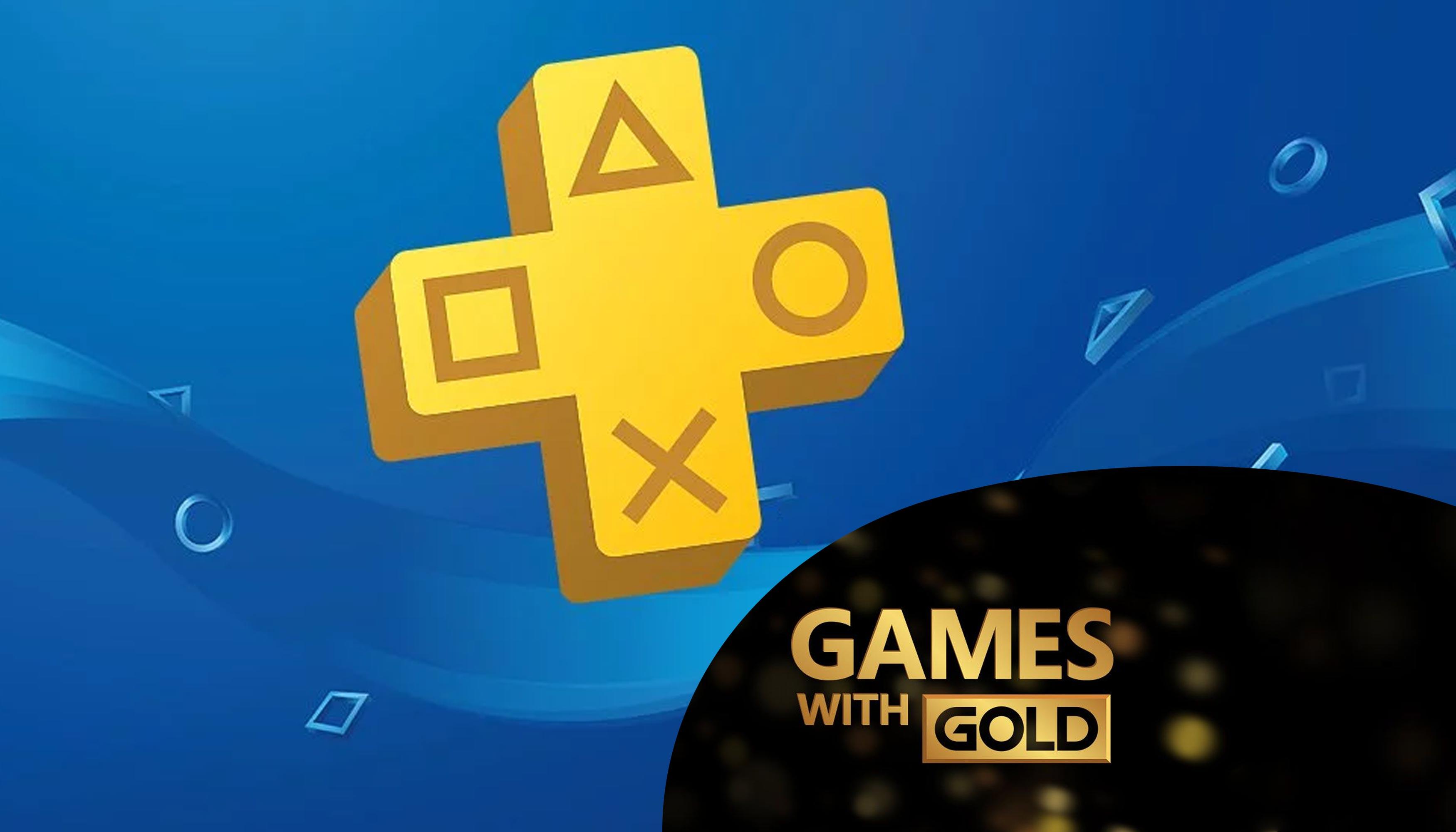Listopadowe PlayStation Plus wymiata, a Games with Gold...