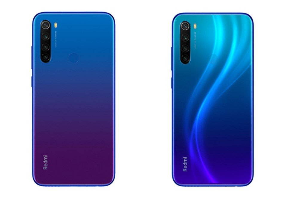 Redmi Note 8T i Redmi Note 8