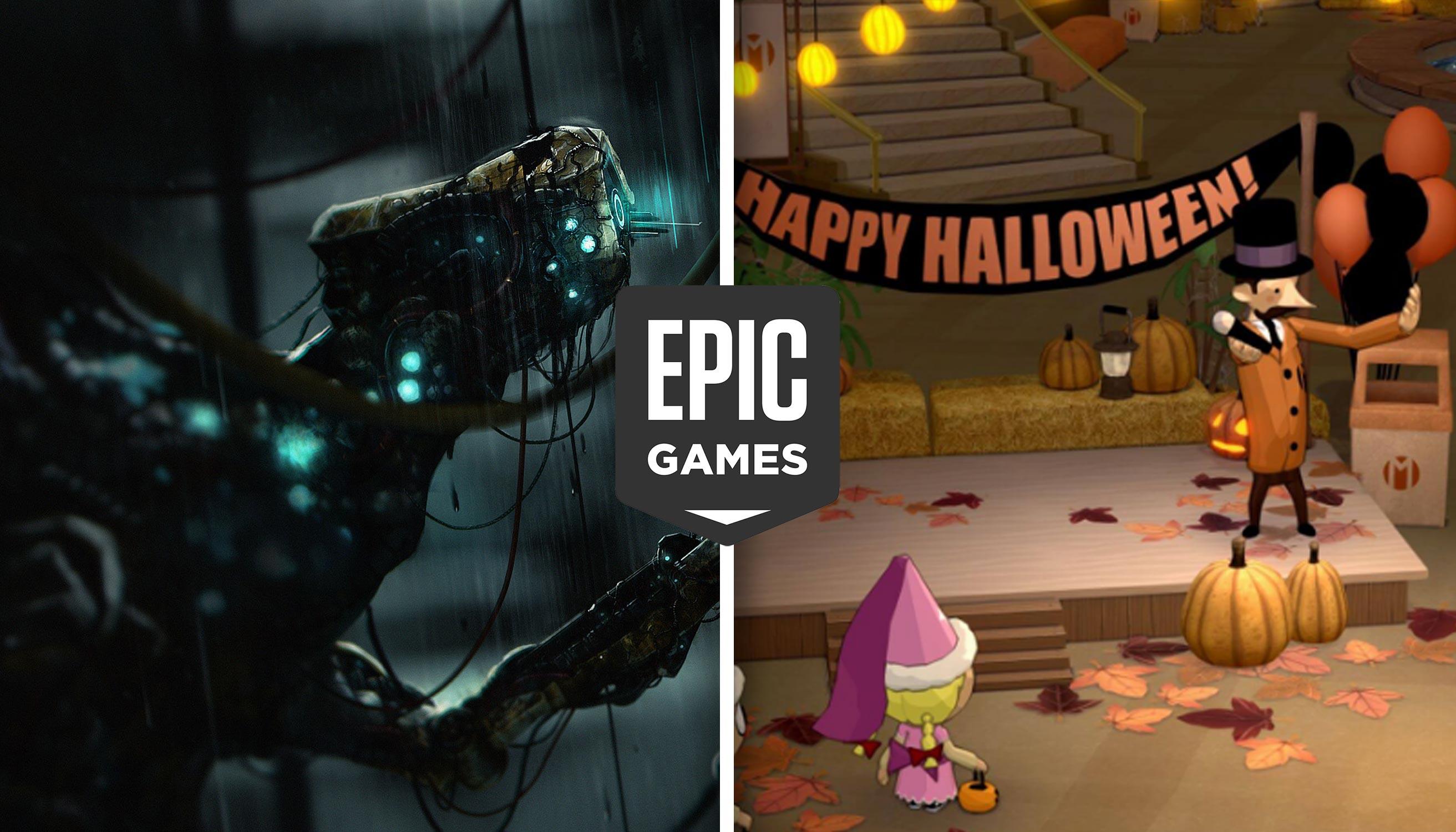 Dwie gry w sam raz na Halloween za darmo od Epic Games Store