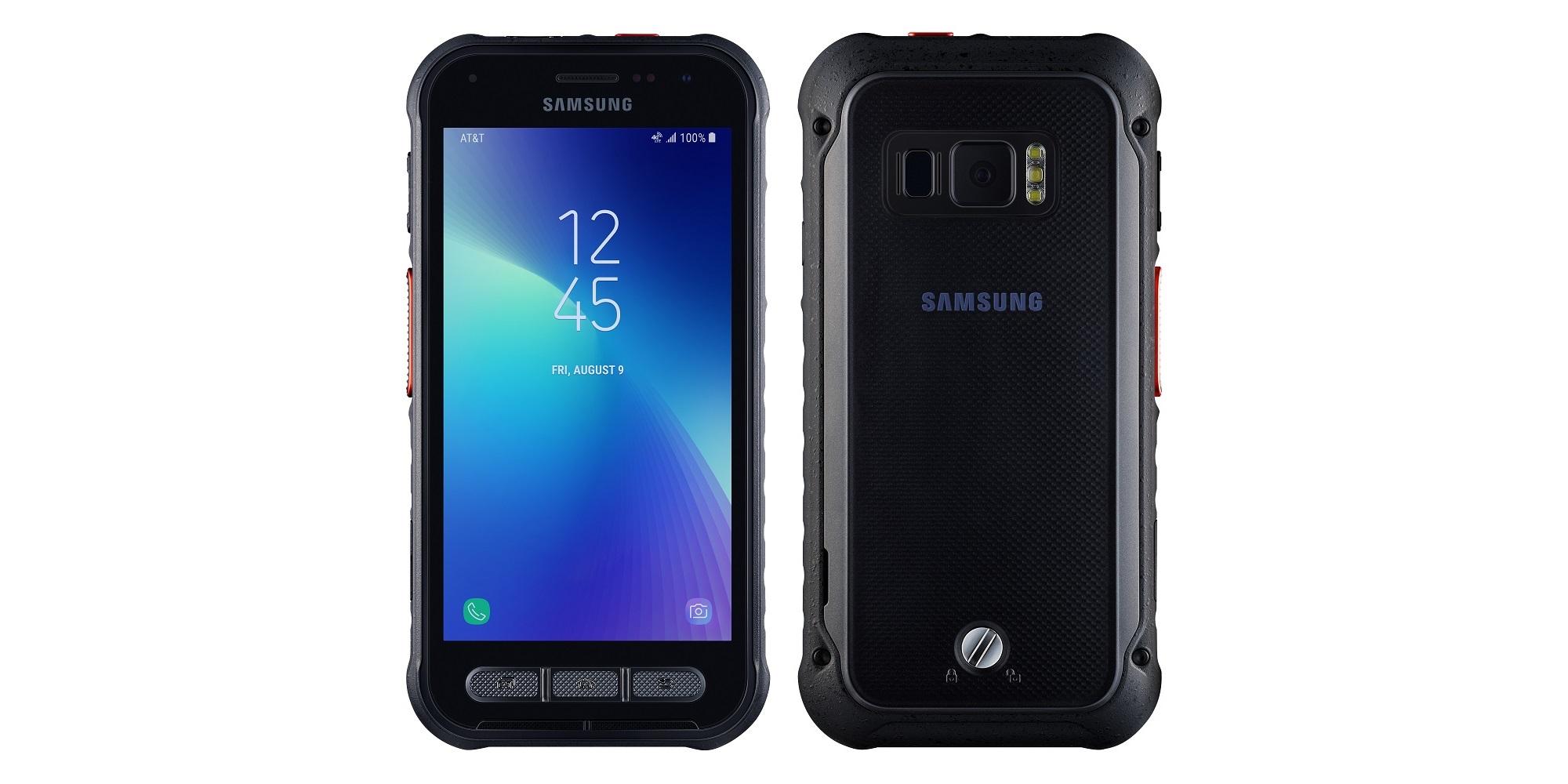 Zamiast Galaxy S9 Active jest Samsung Galaxy XCover FieldPro