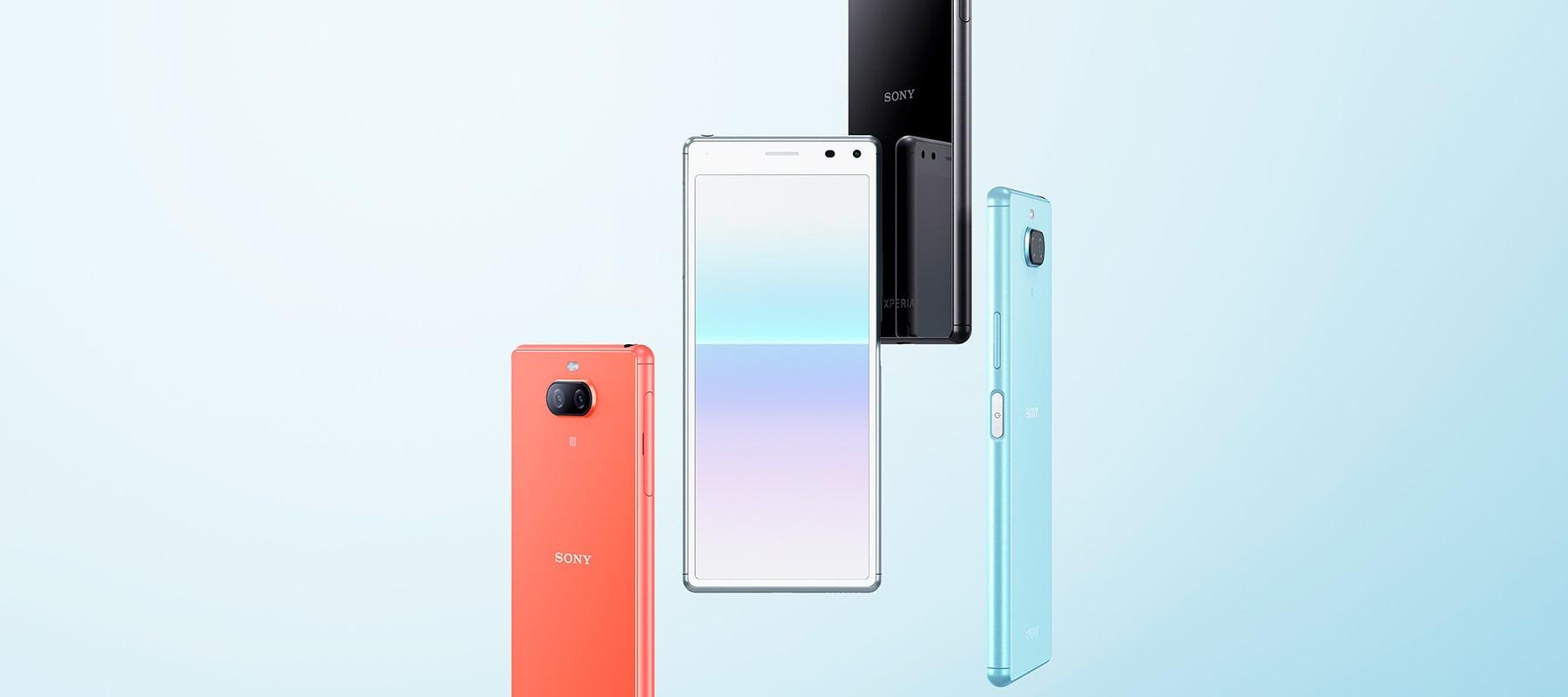 smartfon Sony Xperia 8