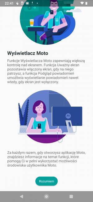 Recenzja Motorola One Zoom - solidna propozycja ze średniej półki! 31