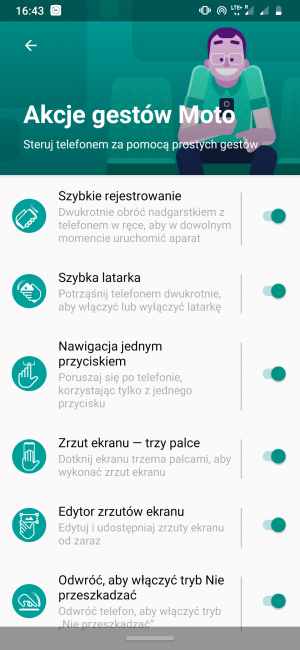Recenzja Motorola One Zoom - solidna propozycja ze średniej półki! 22