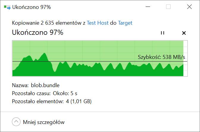 Recenzja Patriot Viper VPN100 - czy SSD powinien mieć chłodzenie? 39