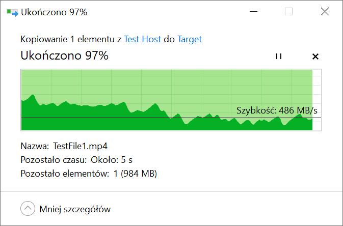 Recenzja Patriot Viper VPN100 - czy SSD powinien mieć chłodzenie? 40