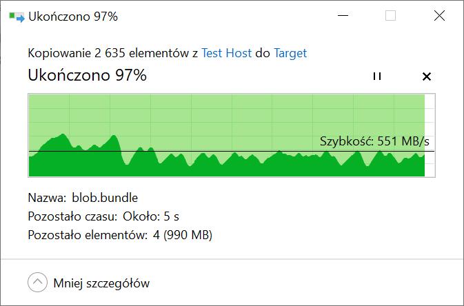 Recenzja Patriot Viper VPN100 - czy SSD powinien mieć chłodzenie? 30