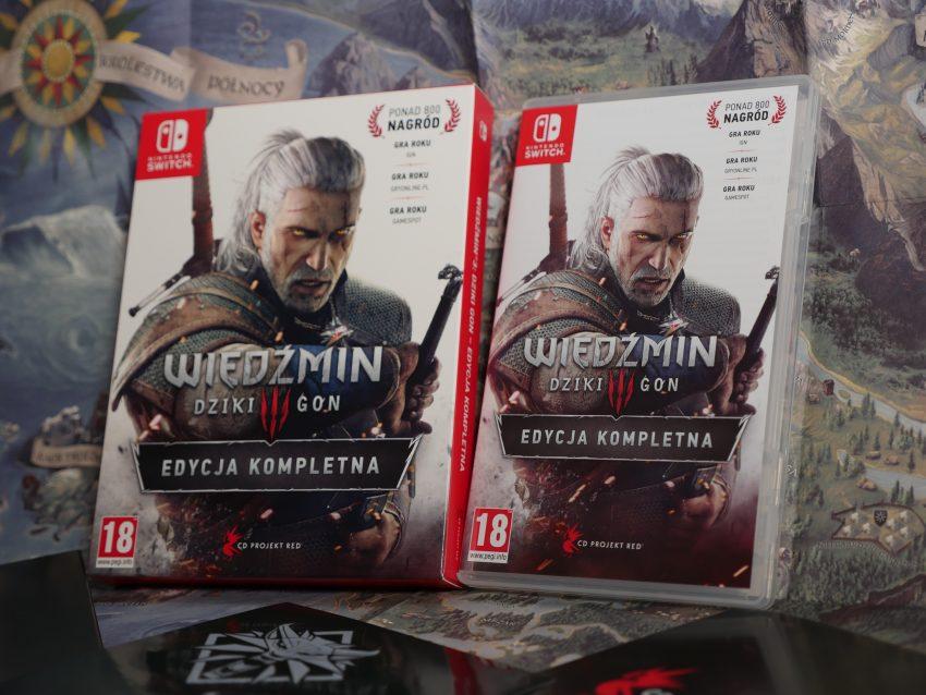 Wiedźmin 3 Switch Edition - święty graal podróżnika (krótka recenzja) 22