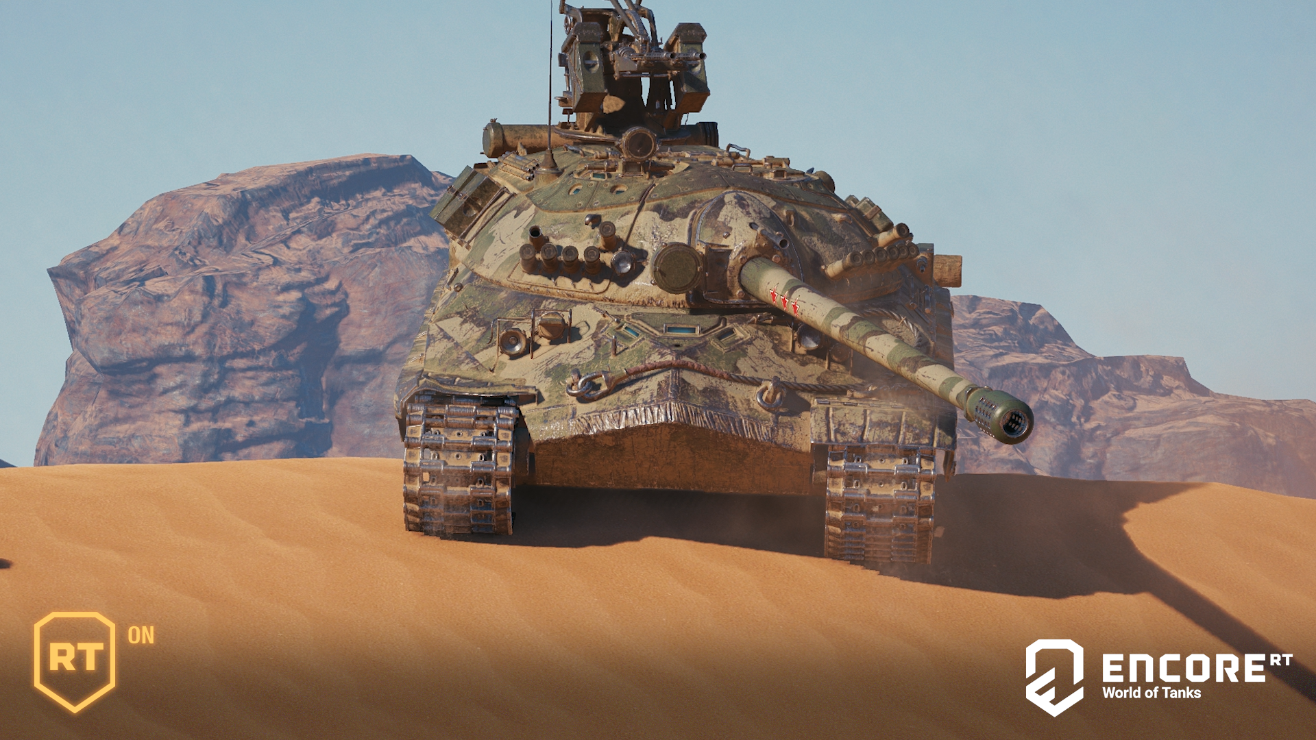 Ray tracing trafi do World of Tanks