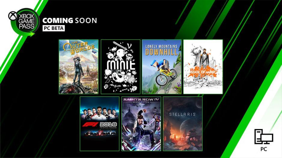 Siedem nowych świetnych gier w Xbox Game Pass na PC