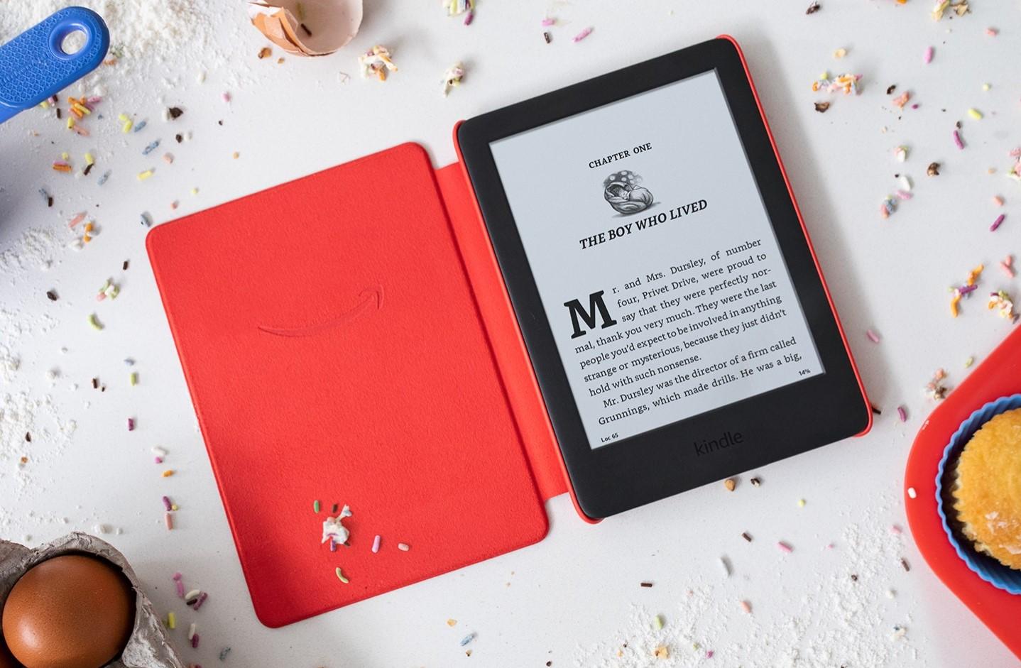 Amazon wprowadza do oferty Kindle dla dzieci 26