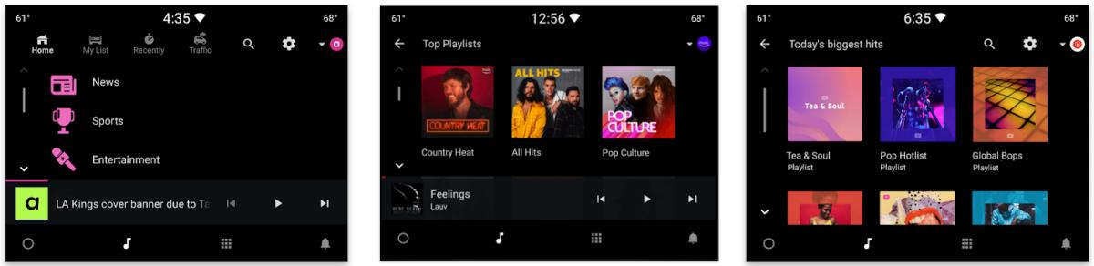 Android Automotive OS – nowy emulator i łatwe przenoszenie apek z Android Auto