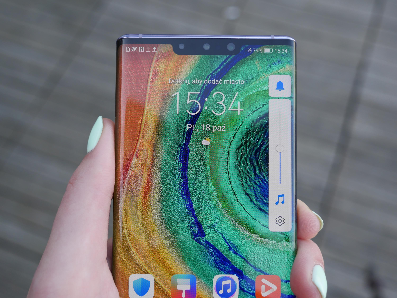A jednak! Huawei Mate 30 Pro oficjalnie trafi do Polski! 20
