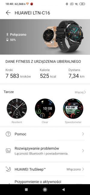 Huawei Watch GT2 - recenzja jednego z najlepszych smartwatchy na rynku 28 Huawei Watch GT2