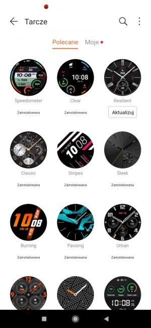 Huawei Watch GT2 - recenzja jednego z najlepszych smartwatchy na rynku 30 Huawei Watch GT2