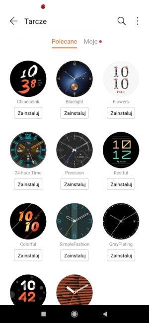 Huawei Watch GT2 - recenzja jednego z najlepszych smartwatchy na rynku 31 Huawei Watch GT2