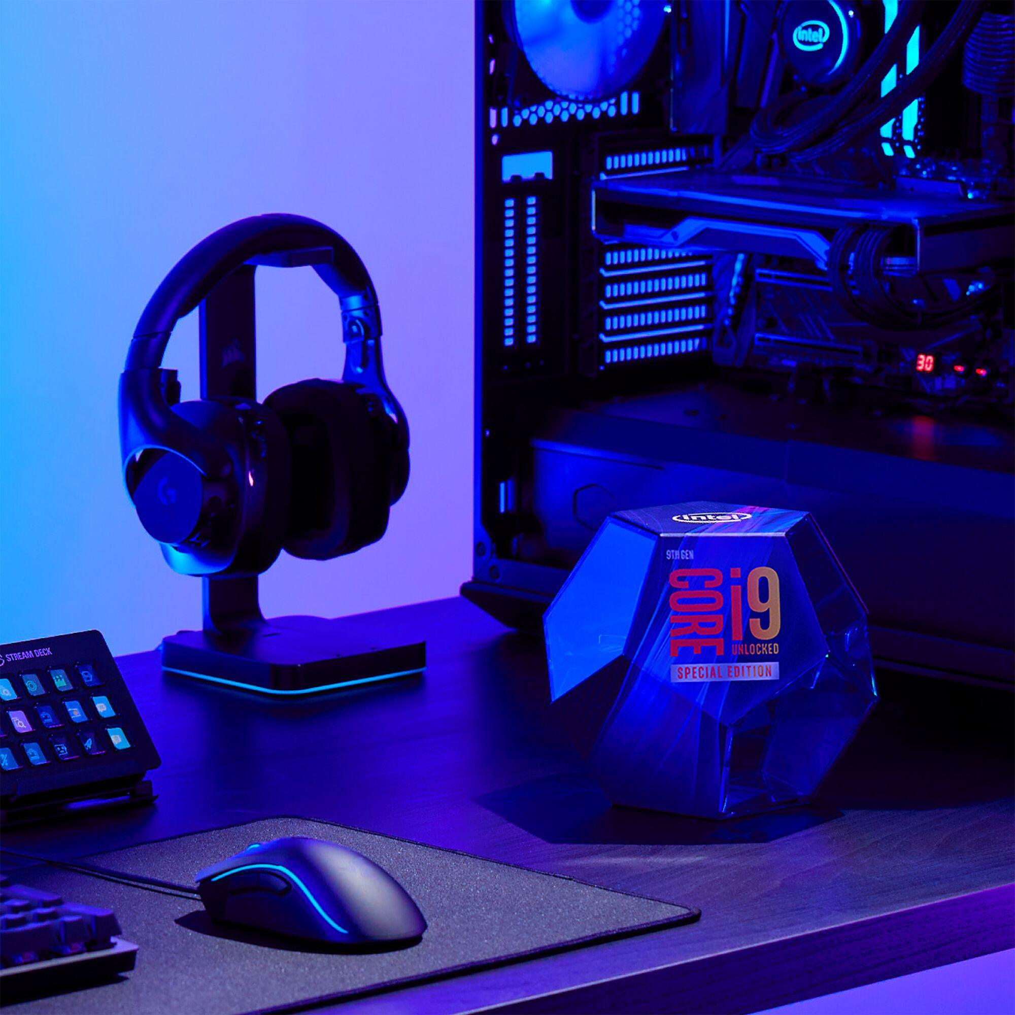 Potwór: Intel Core i9 z odblokowanym mnożnikiem i 5,0 GHz w trybie turbo