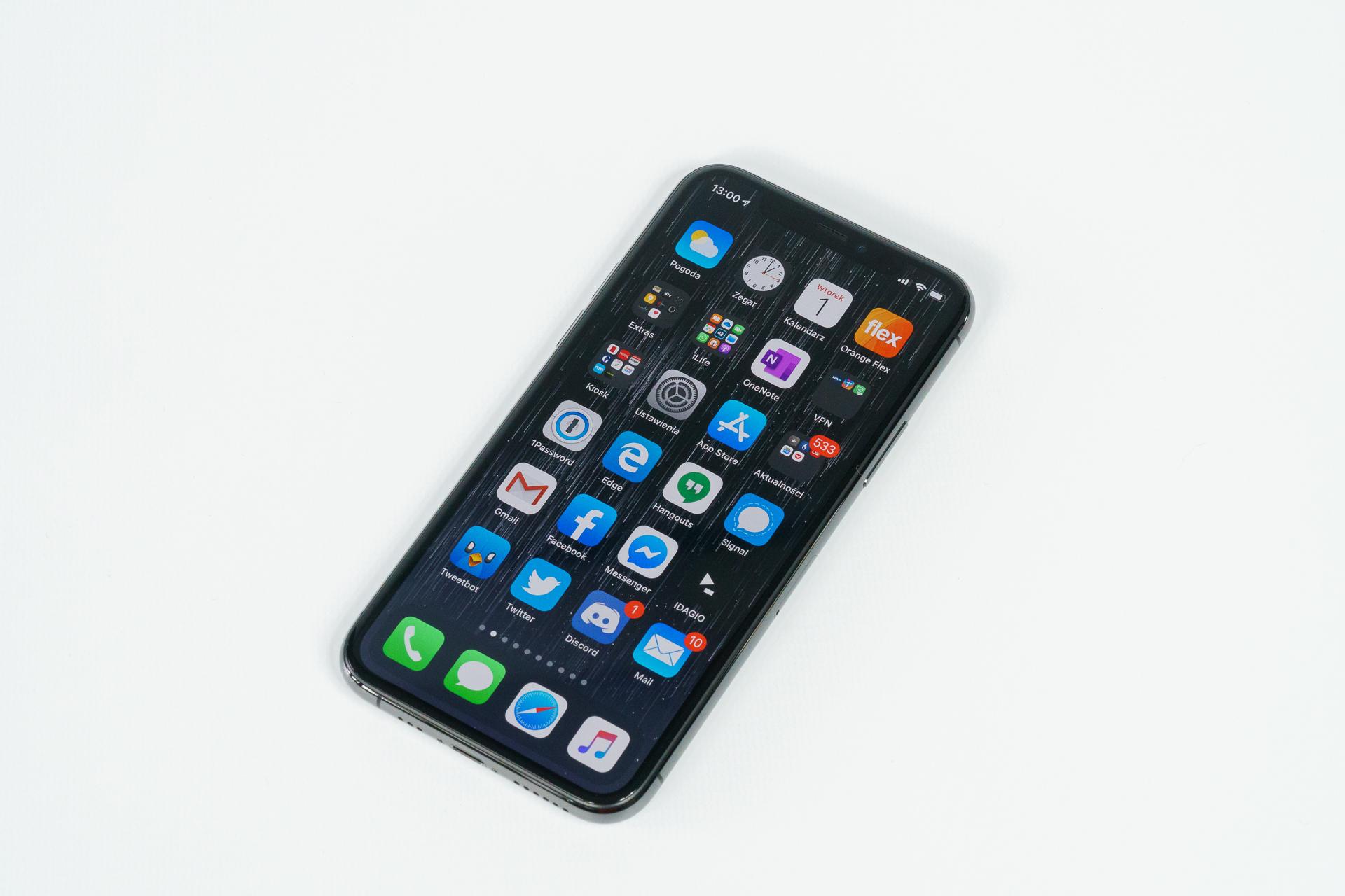 Recenzja iPhone'a 11 Pro - w małym ciele wielki duch 16 Recenzja iPhone'a 11 Pro