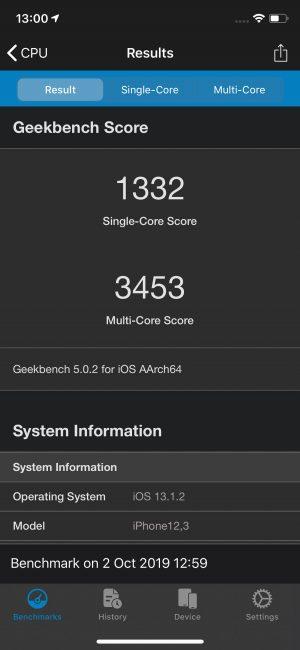 Recenzja iPhone'a 11 Pro - w małym ciele wielki duch 41 Recenzja iPhone'a 11 Pro