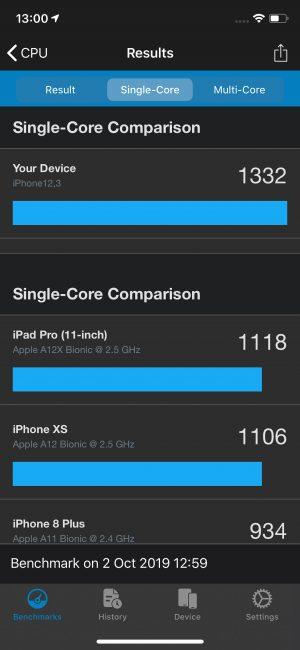 Recenzja iPhone'a 11 Pro - w małym ciele wielki duch 42 Recenzja iPhone'a 11 Pro