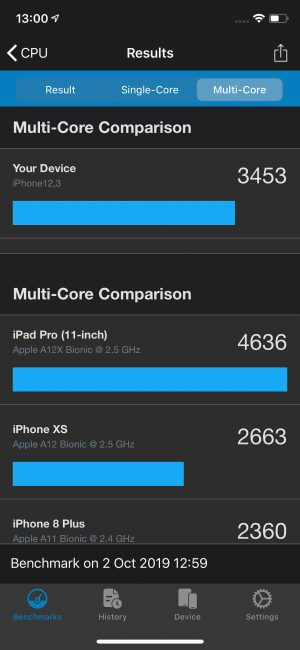 Recenzja iPhone'a 11 Pro - w małym ciele wielki duch 43 Recenzja iPhone'a 11 Pro