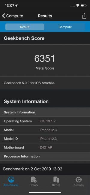 Recenzja iPhone'a 11 Pro - w małym ciele wielki duch 44 Recenzja iPhone'a 11 Pro