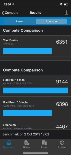 Recenzja iPhone'a 11 Pro - w małym ciele wielki duch 45 Recenzja iPhone'a 11 Pro