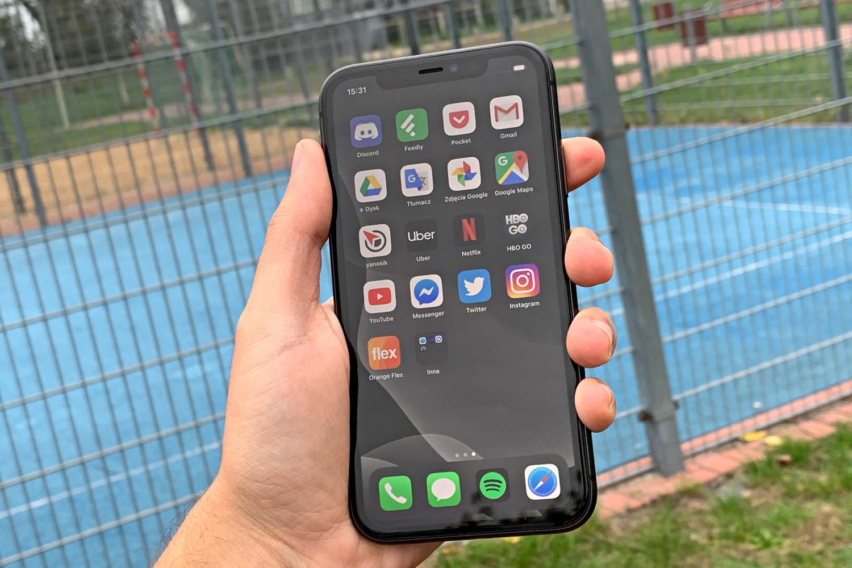 Przedni aparat iPhone 11 w DxOMark: tylko poprawny 20
