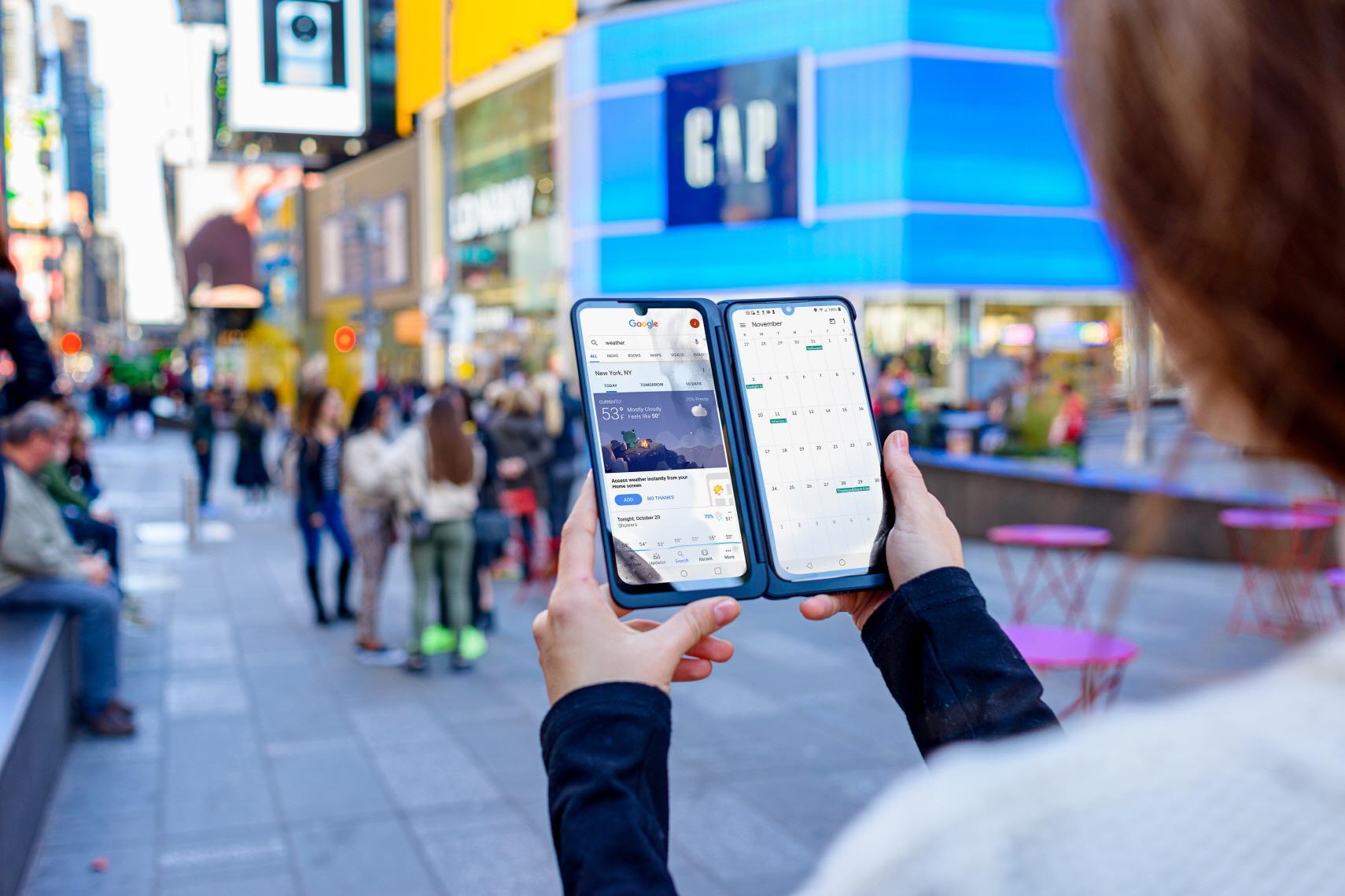 LG G8X ThinQ z dodatkowym ekranem OLED już wkrótce w Polsce