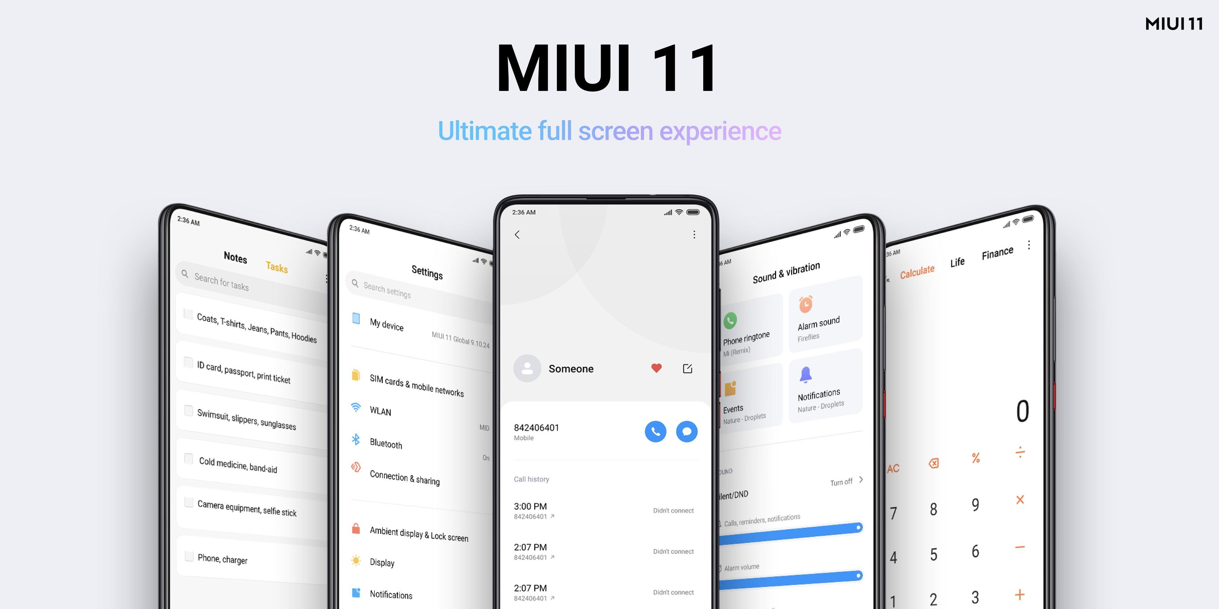Sprawdź, kiedy twój Xiaomi dostanie aktualizację do MIUI 11 16