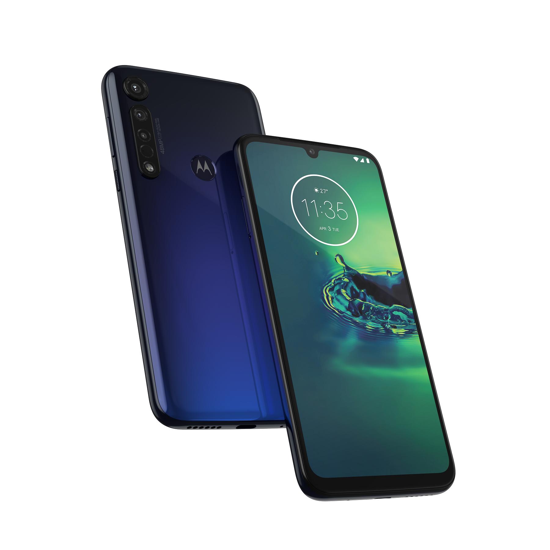Motorola Moto G8 Plus już tu jest, z potrójnym aparatem i w średniopółkowej cenie 19