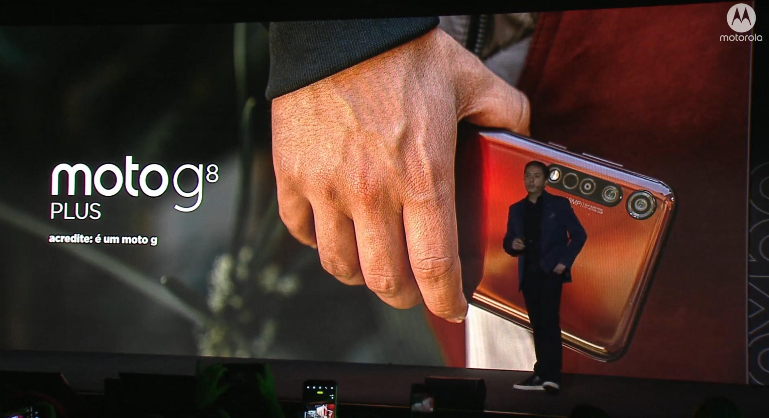 Motorola Moto G8 Plus już tu jest, z potrójnym aparatem i w średniopółkowej cenie 18