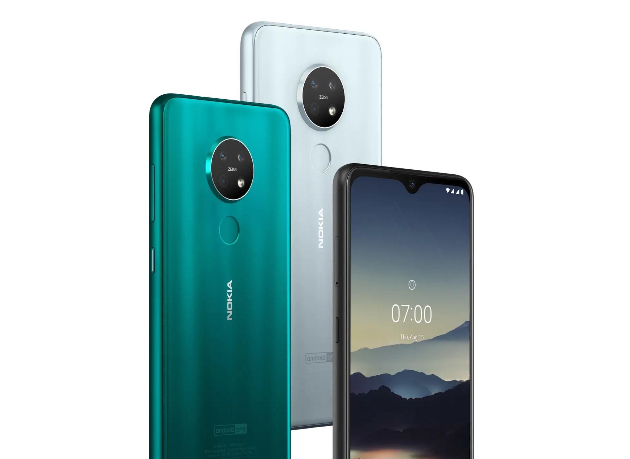 Nokia 7.2 do kupienia w Polsce. Na razie nie jest jakoś super tanio 17